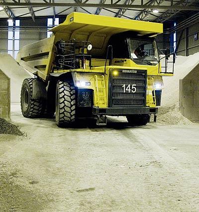 Kaivospalvelut - Maanrakennus Alamäki